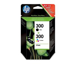 Tusz do drukarki HP Zestaw 300 (CC640EE + CC643EE)
