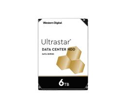 Dysk HDD WD Western Digital Ultrastar 6TB