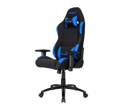 Fotel gamingowy AKRACING Gaming Chair (Czarno-Niebieski)