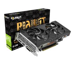 Karta graficzna NVIDIA Palit GeForce RTX 2060 Dual OC 6GB GDDR6
