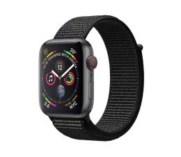 Smartwatch Apple Watch 4 40/SpaceGray Aluminium/BlackSport Loop LTE