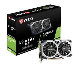 Karta graficzna NVIDIA MSI GeForce GTX 1650 VENTUS XS OC 4GB GDDR5