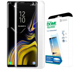 Folia/szkło na smartfon Whitestone Szkło Hartowane Dome Glass do Galaxy Note 9