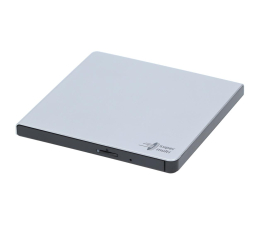 Nagrywarka DVD Hitachi LG GP57ES40 Slim USB srebrny BOX