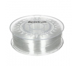 Filament do drukarki 3D Spectrum PMMA Natural 0,85kg