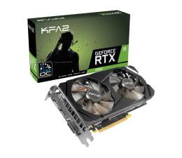 Karta graficzna NVIDIA KFA2 GeForce RTX 2060 1-Click OC 6GB GDDR6