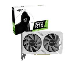 Karta graficzna NVIDIA KFA2 GeForce RTX 2060 WHITE Mini 1-Click OC 6GB GDDR6