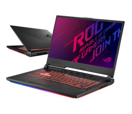 "Notebook / Laptop 15,6"" ASUS ROG Strix G i5-9300H/32GB/512"