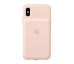 Etui / obudowa na smartfona Apple Smart Battery Case do iPhone Xs Pink Sand