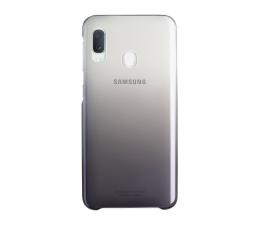 Etui/obudowa na smartfona Samsung Gradation cover do Galaxy A20e czarne