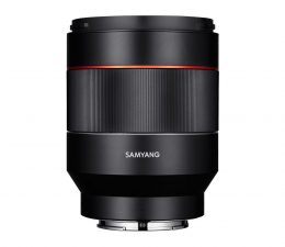 Obiektywy stałoogniskowy Samyang AF 50mm F1.4 Sony E