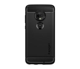 Etui/obudowa na smartfona Spigen Rugged Armor do Motorola Moto G7/G7 Plus Black