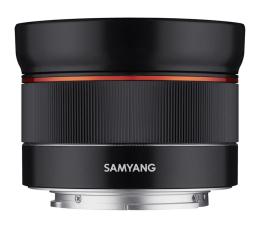 Obiektywy stałoogniskowy Samyang AF 24mm F2.8 Sony E
