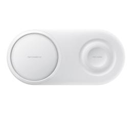 Ładowarka do smartfonów Samsung Ładowarka indukcyjna Duo biała