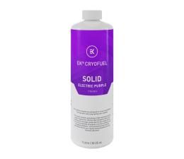 Zestaw chłodzenia wodnego EKWB EK-CryoFuel Solid Electric Purple (Premix 1000mL)