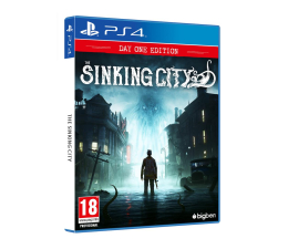 Gra na PlayStation 4 PlayStation THE SINKING CITY