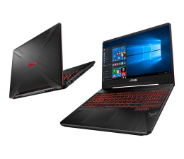 "Notebook / Laptop 15,6"" ASUS TUF Gaming FX505GM i7-8750H/8GB/512/Win10"
