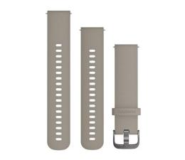 Pasek / bransoletka Garmin Pasek silikonowy piaskowy do koperty 20mm
