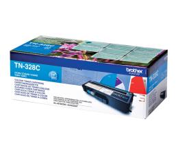 Toner do drukarki Brother TN328C cyan 6000str.