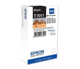 Tusz do drukarki Epson T7011 black 3400str.