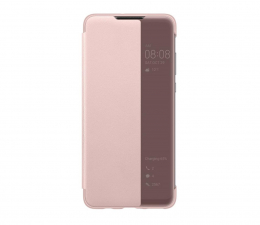 Etui/obudowa na smartfona Huawei View Cover do Huawei P30 Lite Pink