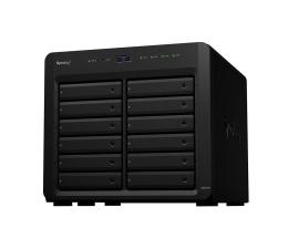 Dysk sieciowy NAS / macierz Synology DS2419+ (12xHDD, 4x2.1GHz, 4GB, 2xUSB, 4xLAN)