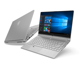 "Notebook / Laptop 14,1"" MSI PS42 i5-8250U/8GB/256/Win10 IPS"