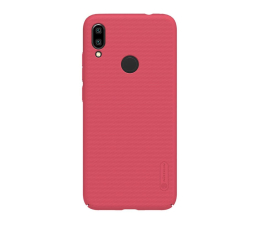 Etui/obudowa na smartfona Nillkin Super Frosted Shield do Xiaomi Redmi Note 7 Red