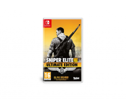 Gra na Switch Rebellion Sniper Elite III Ultimate Edition