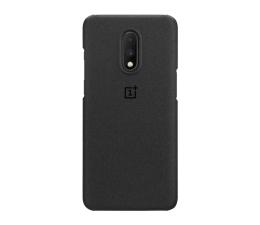 Etui/obudowa na smartfona OnePlus Sandstone Protective Case do OnePlus 7 czarny