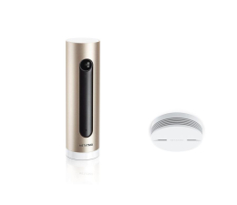 Kamera IP Netatmo Welcome + Smart Smoke