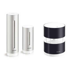 Stacja pogodowa Netatmo Weather Station + Wind Gauge