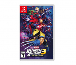 Gra na Switch Nintendo Marvel Ultimate Alliance 3: The Black Order