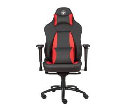 Fotel gamingowy Silver Monkey SMG-700 (Czarno-Czerwony)