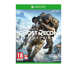 Gra na Xbox One Ubisoft Ghost Recon Breakpoint