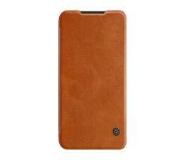 Etui/obudowa na smartfona Nillkin Etui Skórzane Qin do Xiaomi Redmi 7 brązowy