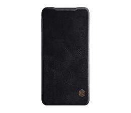 Etui/obudowa na smartfona Nillkin Etui Skórzane Qin do Xiaomi Mi 9 czarny