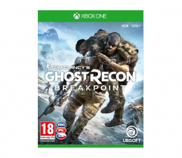 Gra na Xbox One Xbox Ghost Recon Breakpoint Ultimate Edition