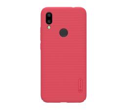 Etui / obudowa na smartfona Nillkin Super Frosted Shield do Xiaomi Redmi 7 czerwony