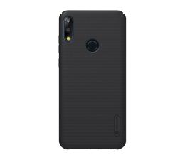 Etui / obudowa na smartfona Nillkin Super Frosted Shield do Zenfone Max Pro M2 czarny