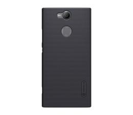 Etui/obudowa na smartfona Nillkin Super Frosted Shield do Xperia XA2 czarny