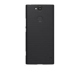 Etui/obudowa na smartfona Nillkin Super Frosted Shield do Xperia XA2 Plus czarny