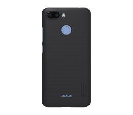 Etui/obudowa na smartfona Nillkin Super Frosted Shield do Xiaomi Redmi 6 czarny