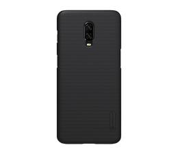 Etui/obudowa na smartfona Nillkin Super Frosted Shield do OnePlus 6T czarny
