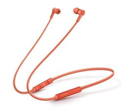 Słuchawki bezprzewodowe Huawei FreeLace pomarańczowy