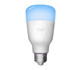 Inteligentna żarówka Yeelight LED Smart Bulb RGB v2 (E27/800lm)