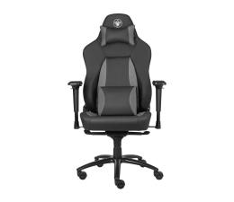 Fotel gamingowy Silver Monkey SMG-700 (Czarno-Szary)