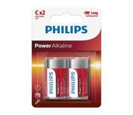 Bateria alkaliczna Philips Power Alkaline C LR14 (2szt)
