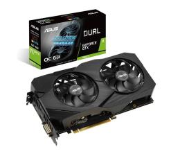 Karta graficzna NVIDIA ASUS GeForce GTX 1660 Ti DUAL OC EVO 6GB GDDR6