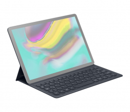 Klawiatura do tabletu Samsung Book Cover Keyboard do Galaxy Tab S5e czarny